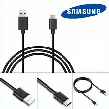 2X 1M USB-C Type C Sync Charger Power Charge Cables Samsung Galaxy S8 / S8 plus