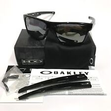 Oakley Sunglasses * Crossrange 9361-02 Polished Black Black Iridium COD PayPal