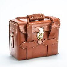 Diamond C507 Stitch Hard Leather Case for Mirrorless Camera