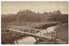 PRESTWICK St Cuthbert's Golf Course, Ayrshire, Old Postcard Unused