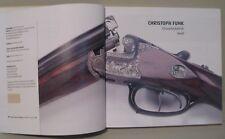 Christoph Funk by Peter Lund History German Gunmaker Drillings Suhl Hardcover