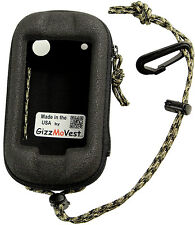 COVER CASE for Garmin Montana 680 650 610 600 Made in the USA GizzMoVest Black