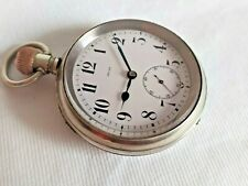 OMEGA POCKET WATCH-EARLY 20TH CENTURY- BIG SIZE:59 MM. MANUAL WIND