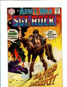 OUR ARMY AT WAR #193 (8.0) KUBERT!! 1968