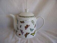 NEW Portmeirion Studio Botanic Butterfly Teapot Tea Coffee Pot NWT Charming!