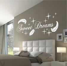 Moderne Deko-Wandtattoos & -Wandbilder Ablösbare fürs Schlafzimmer ...