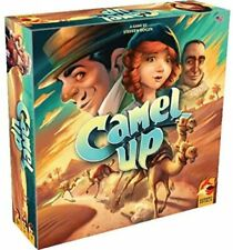 Camel Up 2.0 [Board Game 3-8 Players Racing New Track Eggertspiele] NEW