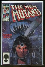 LOT A OF 7 COPIES NEW MUTANTS #18 VF / NM 9.0 1st WARLOCK 1984 MARVEL COMICS