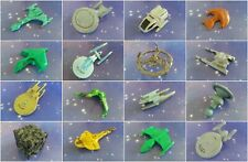 Star Trek Micro Machines Collection Ships Models Miniatures RPG Lot TNG DS9 TOS