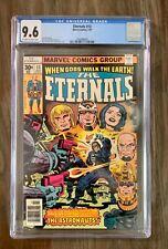 Eternals #13 CGC9.6 1st Gilgamesh the Forgotten One Marvel Comics 1977 Big Movie