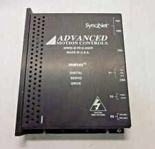 Advanced Motion Controls DQ111EE15A40LDCB SynqNet, Digi-Flex Digital Servo Drive