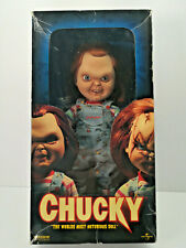 """Sideshow Child's Play Chucky 14"""" Doll 'Good Guys' Large Figure """"New Old"""" #4605"""