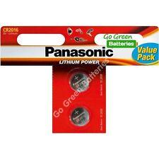 Panasonic Lithium-Based Single Use Batteries