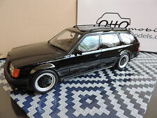 Mercedes Benz S124 300 TE AMG OTTO OTTOMOBILE OTTOMODELS 1/18 W124 e600 e500