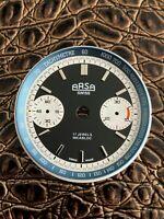 Tachymetre ARSA für ETA Valjoux 7733 SWISS MADE Uhrwerk - Neu