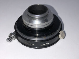 Nikon F-C Mount Adapter For 16mm  Lenses-Excellent Condition