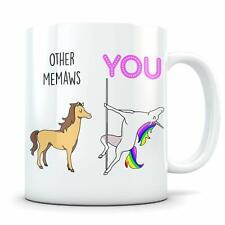 Funny Memaw Gifts - Other Meemaw Mug - Unicorn Meemaw Mug - Mothers Day Mug