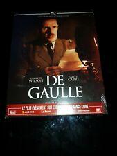 DE GAULLE BLU RAY NEUF SOUS CELLOPHANE