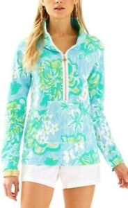 XS Lilly Pulitzer Skipper Printed Popover Style # 33261