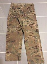 British Army GORTEX Waterproof Combat MTP Trousers NATO Size 75/80/96 Used VGC