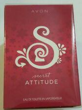 Avon Secret Attitude - Sealed