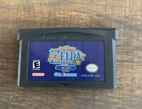 Legend of Zelda: Oracle of Ages (Game Boy Advanced) (Full Color)