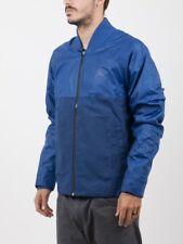 BNWT Size Medium Men's Nike Air Jordan Bomber Jacket Blue 653434-449
