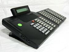 Nortel M2216 ACD Black Telecom Business Phone 16 Button w/ 2 NT2K22VX03 modules