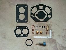 For PORSCHE 356 ABC Zenith 32NDIX Carburetor Rebuild Kit (SHORT pump included)