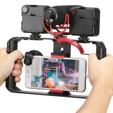 Ulanzi phone Video Rig 3 Hot Shoe Mounts Filmmaking Cases Stabilizer Frame Stand