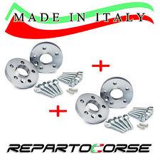 KIT 4 DISTANZIALI 20mm + 25mm REPARTOCORSE - FIAT 500L TREKKING - MADE IN ITALY
