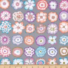 Kaffe Fassett Tessuto Fat Quarter Cotton Craft Quilting pulsante Bouquet di fiori