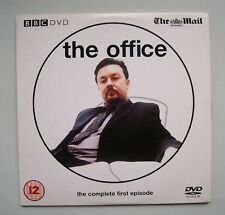 The Office DVD. The Complete First Episode. Certificate 12. Ricky Gervais.