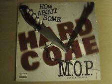 "M.O.P. HOW ABOUT SOME HARDCORE 12"" ORIG '93 SELECT HIP HOP NYC RAP PREMIER D.R."