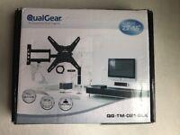 "QualGear™ QG-TM-021-BLK Wall Mounting Kit for most 23"" - 55"" TVs"