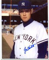 Autographed George Doc Medich 8x10 Photo MLB NY Yankees w/coa jh8x10