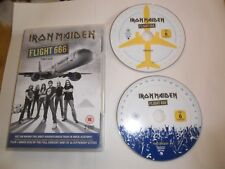 Iron Maiden - Flight 666 (2DVD  2009)