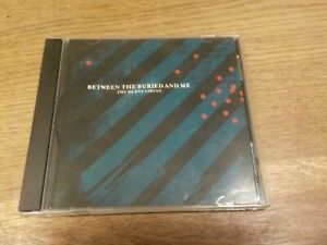 Between The Buried And Me - The Silent Circus CD (Converge, Bleeding Through)