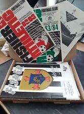 Non-League mystery programme bundle (Between 15-20 programmes from a club)
