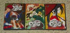 Outlaw Star - Vol. 1, 2 & 3 (DVD, 6-Disc Set)