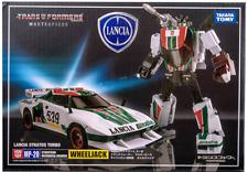 Transformers Masterpiece Cybertron Mp-20 Wheeljack Lancia Stratos Turbo