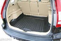 Honda CR-V CRV MK3 MK4 boot mat load liner 2007 - 2018 natural rubber