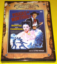PIRATAS DE MONTERREY / PIRATES OF MONTEREY English/Español DVD R2 Precintada