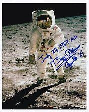 NASA Apollo 11 Astronaut Buzz Aldrin  Signed Photo  8x10 RP