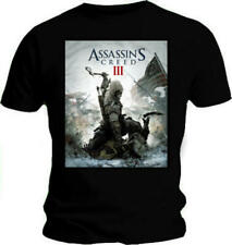 Assassins Creed 3 - Game Cover - Brand New T-Shirt
