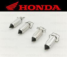 Set of (4) Carburetor Float Needle Valve Honda (See Fitment Chart) 16011-382-004