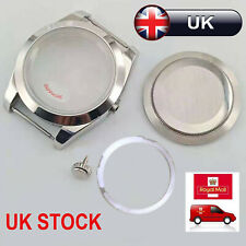 for Miyota 8215 & Mingzhu 2813/3804 Movement 39mm Watch Case Replacement Cover