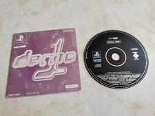 CD De Démo Playstation 1 Demo One SCED 00816 pour PS1 PAL FR Hercules Rage Racer
