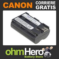 Batteria Alta Qualità SOSTITUISCE Canon BP511, BP-511, BP511A, BP-511A