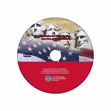 preparation for Naturalization interview of US citizenship, what to do DVD